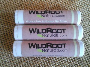 wrn_green Tea lip balm