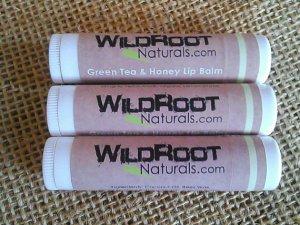 wrn_green Tea lip balm