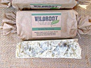 wrn_green tea soap